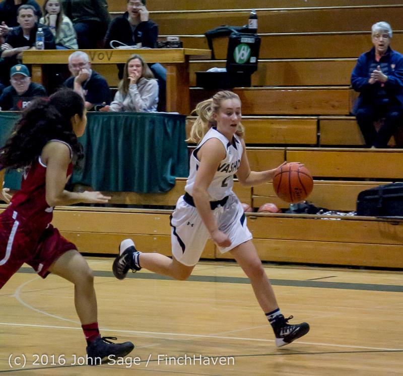 2325 Girls JV Basketball v Mountlake-Terrace 120215