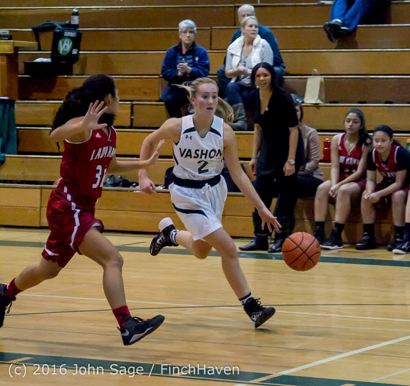 2327 Girls JV Basketball v Mountlake-Terrace 120215