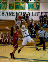 2333 Girls JV Basketball v Mountlake-Terrace 120215