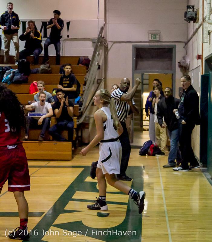 2351 Girls JV Basketball v Mountlake-Terrace 120215