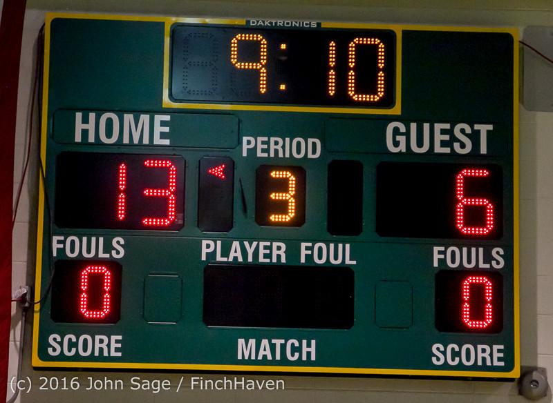 2439 Girls JV Basketball v Mountlake-Terrace 120215