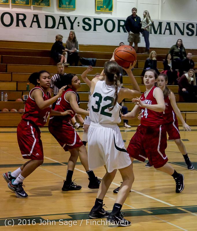 2460 Girls JV Basketball v Mountlake-Terrace 120215