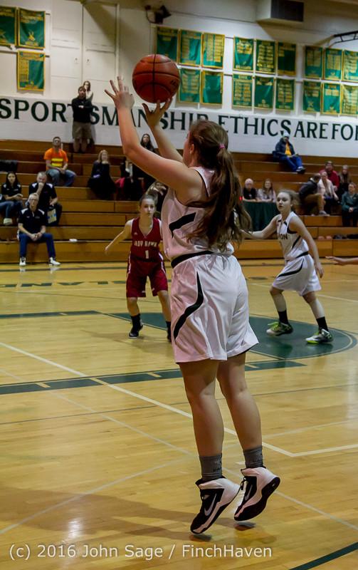 2502 Girls JV Basketball v Mountlake-Terrace 120215