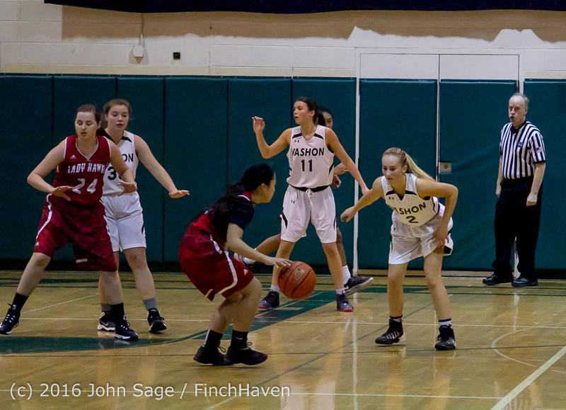 2516 Girls JV Basketball v Mountlake-Terrace 120215