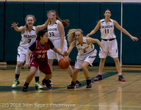 2526 Girls JV Basketball v Mountlake-Terrace 120215