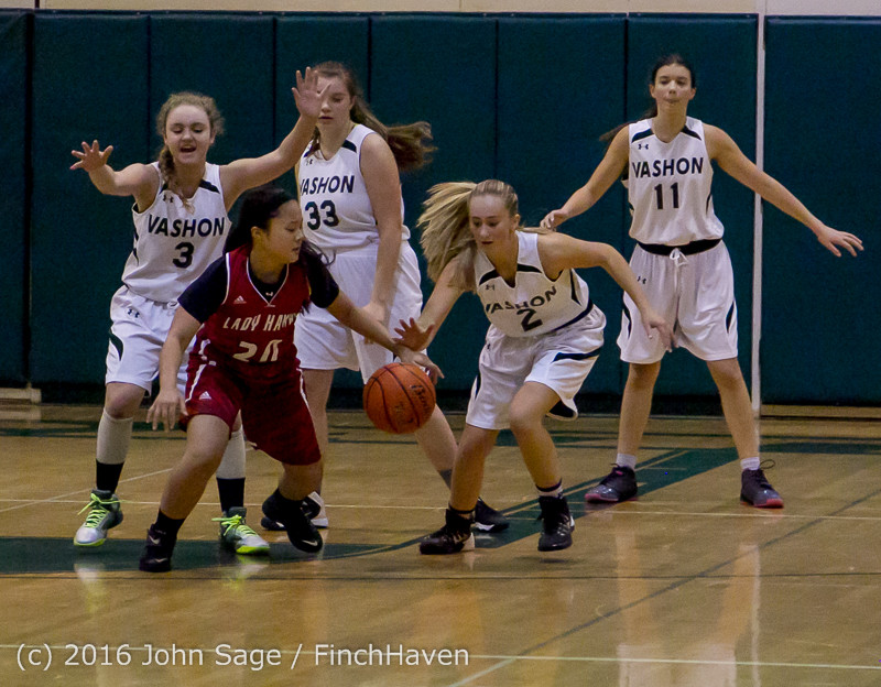 2526 Girls JV Basketball v Mountlake-Terrace 120215