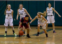 2529 Girls JV Basketball v Mountlake-Terrace 120215