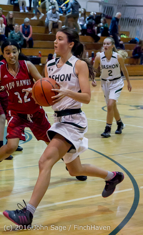 2538 Girls JV Basketball v Mountlake-Terrace 120215