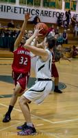 2541 Girls JV Basketball v Mountlake-Terrace 120215