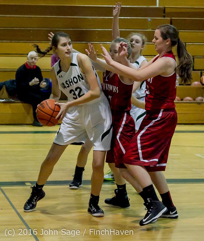 2559 Girls JV Basketball v Mountlake-Terrace 120215