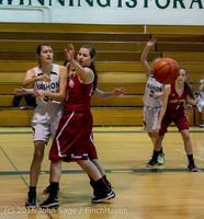 2567 Girls JV Basketball v Mountlake-Terrace 120215
