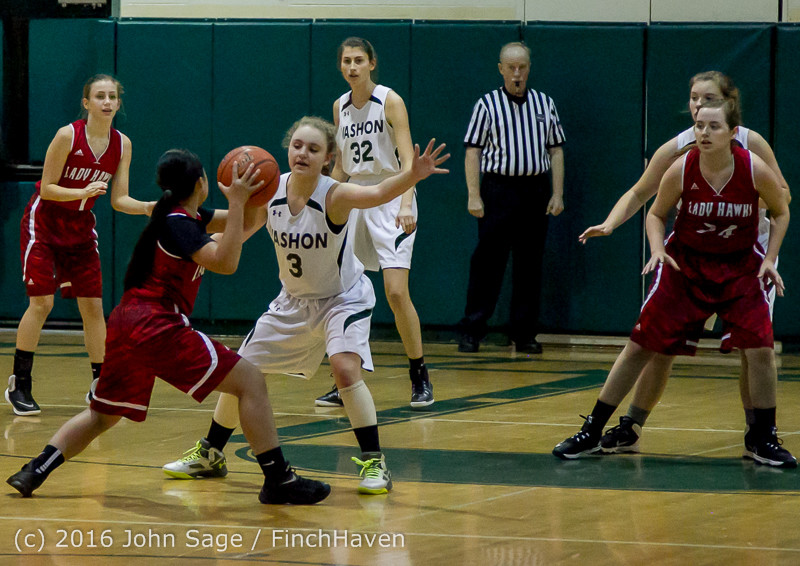 2580 Girls JV Basketball v Mountlake-Terrace 120215