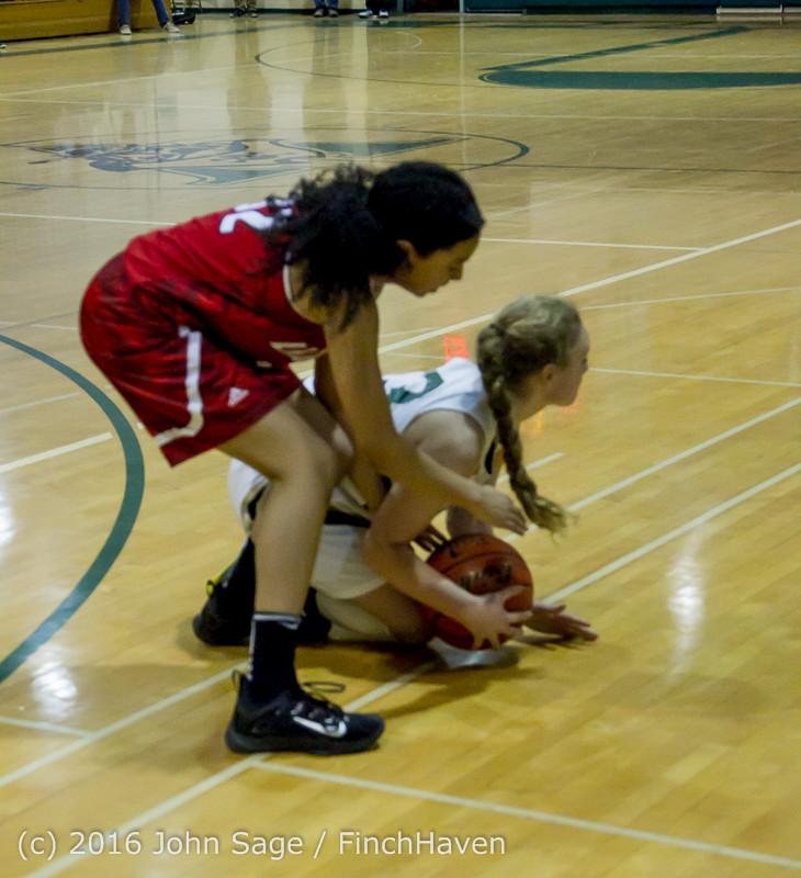 2599 Girls JV Basketball v Mountlake-Terrace 120215