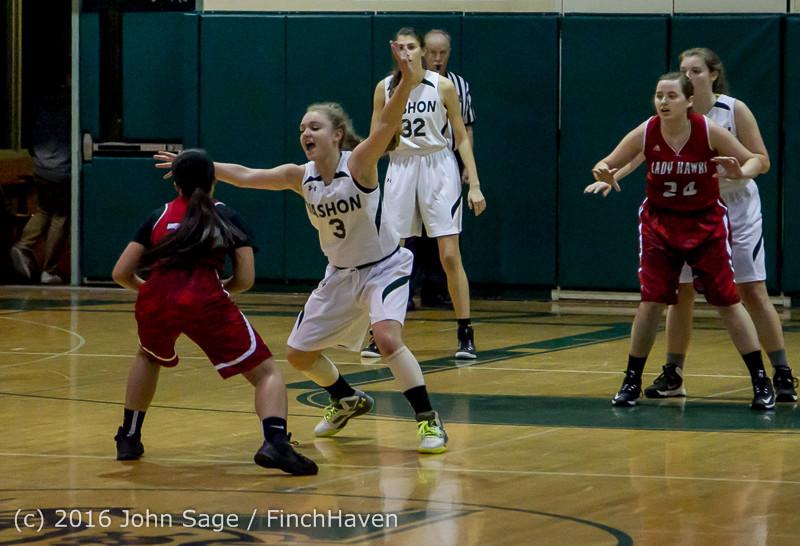 2617 Girls JV Basketball v Mountlake-Terrace 120215