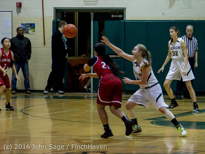 2620 Girls JV Basketball v Mountlake-Terrace 120215