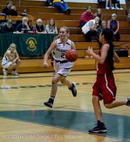 2666 Girls JV Basketball v Mountlake-Terrace 120215