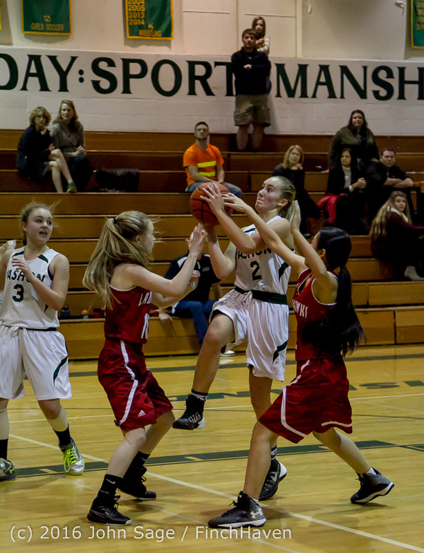2672 Girls JV Basketball v Mountlake-Terrace 120215