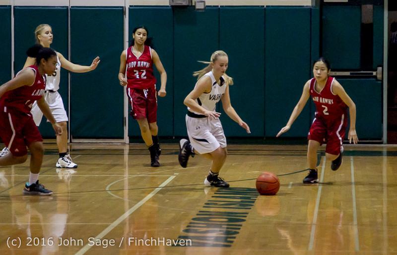 2689 Girls JV Basketball v Mountlake-Terrace 120215