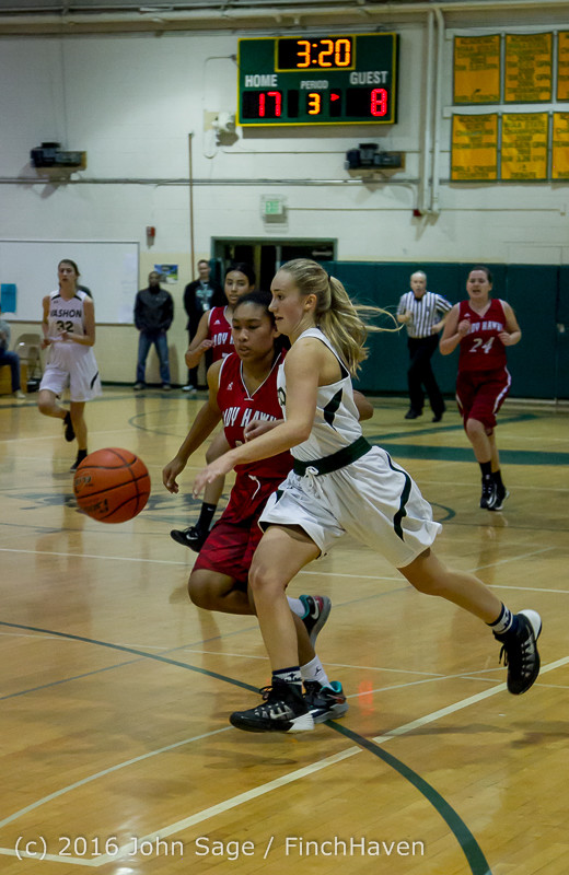 2699 Girls JV Basketball v Mountlake-Terrace 120215