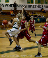 2705 Girls JV Basketball v Mountlake-Terrace 120215