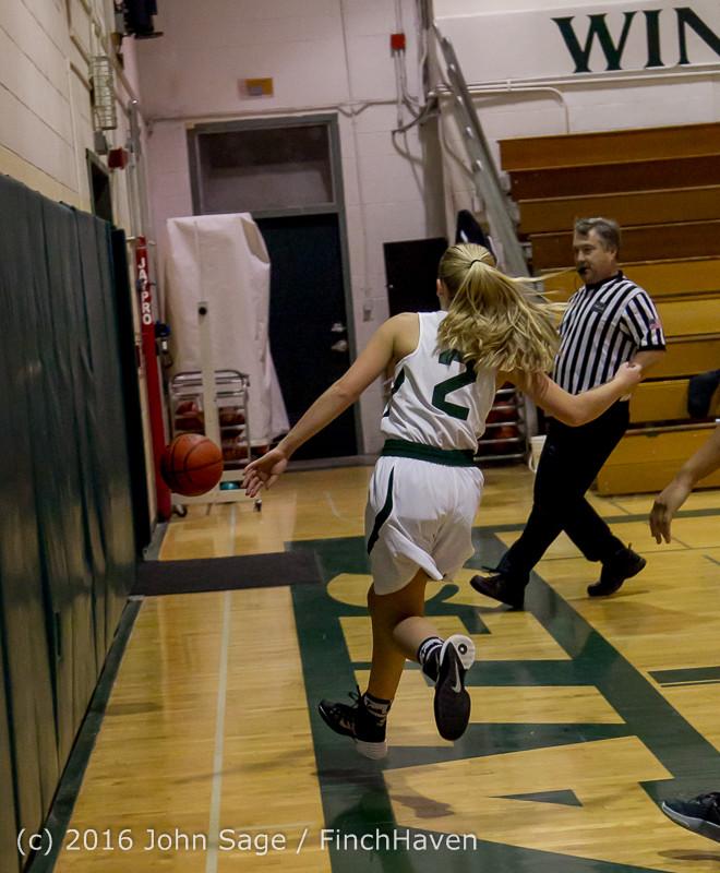 2712 Girls JV Basketball v Mountlake-Terrace 120215
