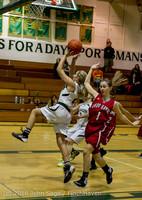 2809 Girls JV Basketball v Mountlake-Terrace 120215