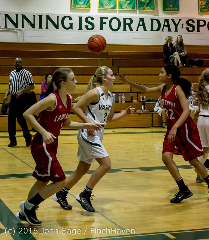 2821 Girls JV Basketball v Mountlake-Terrace 120215