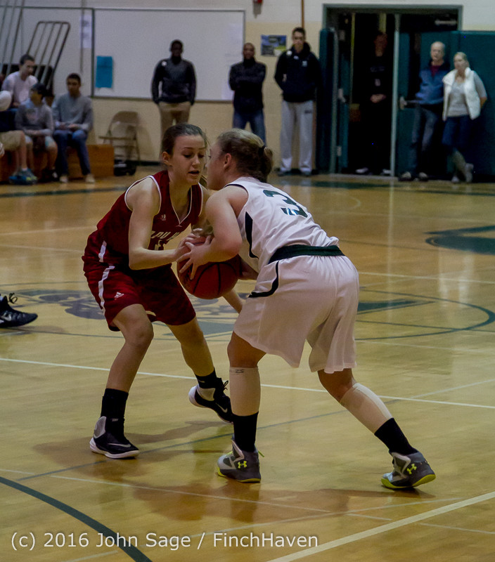 2831 Girls JV Basketball v Mountlake-Terrace 120215