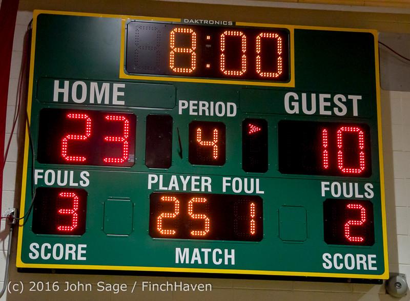 2860 Girls JV Basketball v Mountlake-Terrace 120215