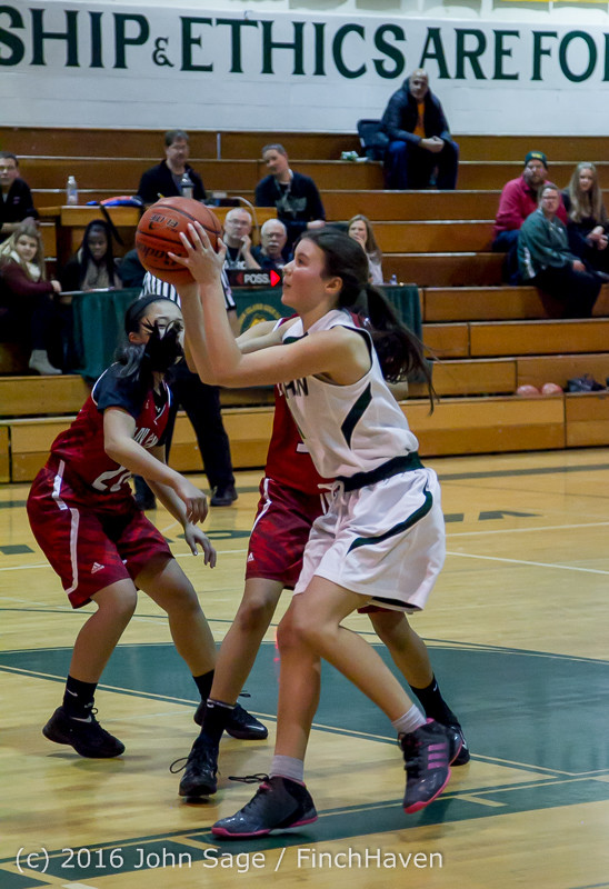 2920 Girls JV Basketball v Mountlake-Terrace 120215