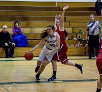 3000 Girls JV Basketball v Mountlake-Terrace 120215