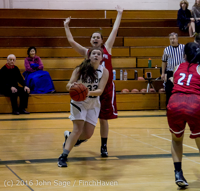 3002 Girls JV Basketball v Mountlake-Terrace 120215