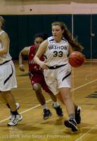 3045 Girls JV Basketball v Mountlake-Terrace 120215