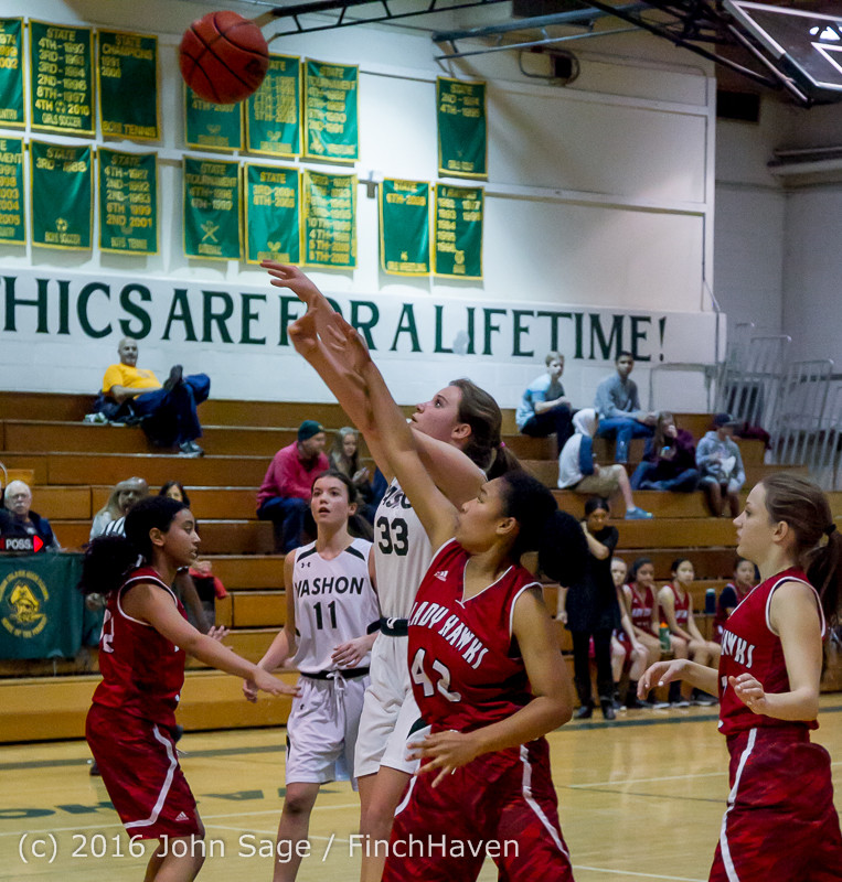 3050 Girls JV Basketball v Mountlake-Terrace 120215