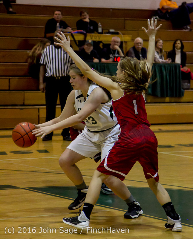 3060 Girls JV Basketball v Mountlake-Terrace 120215