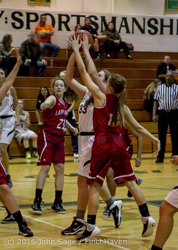 3065 Girls JV Basketball v Mountlake-Terrace 120215