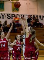 3066 Girls JV Basketball v Mountlake-Terrace 120215