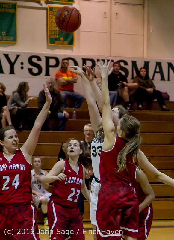3066 Girls JV Basketball v Mountlake-Terrace 120215
