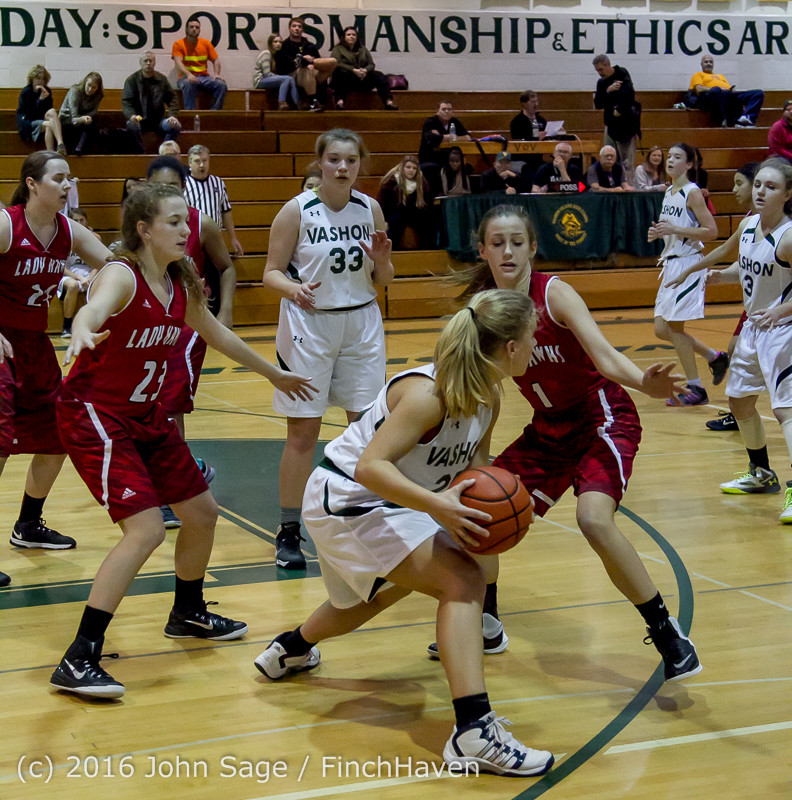 3117 Girls JV Basketball v Mountlake-Terrace 120215