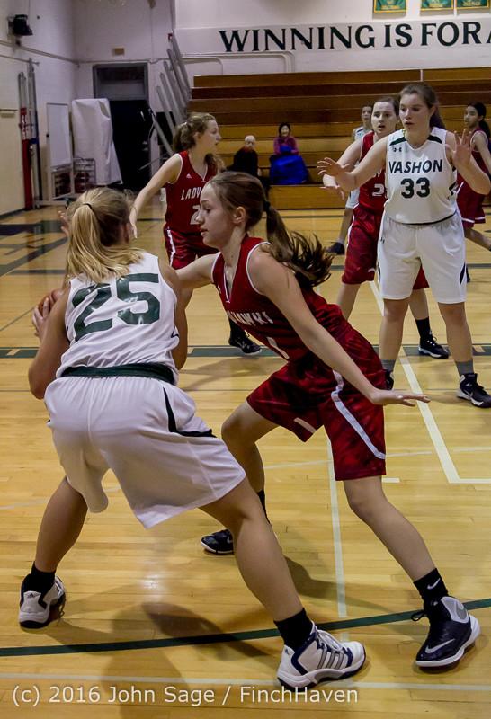 3140 Girls JV Basketball v Mountlake-Terrace 120215