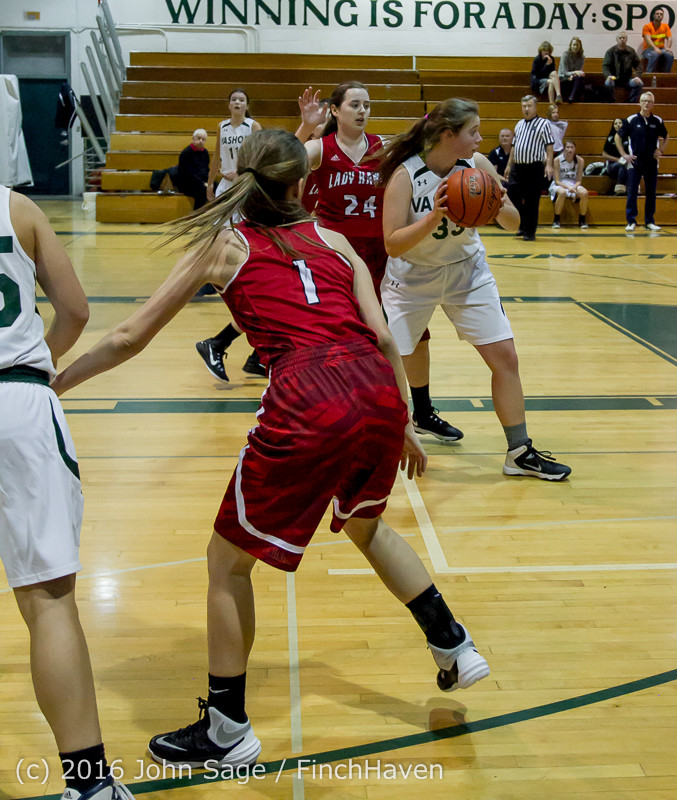 3141 Girls JV Basketball v Mountlake-Terrace 120215