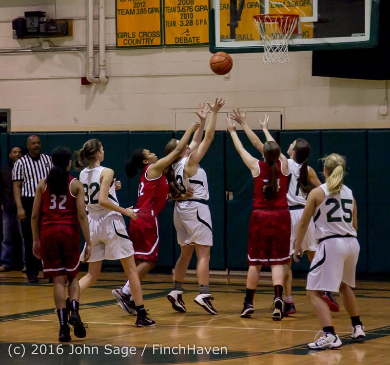 3145 Girls JV Basketball v Mountlake-Terrace 120215