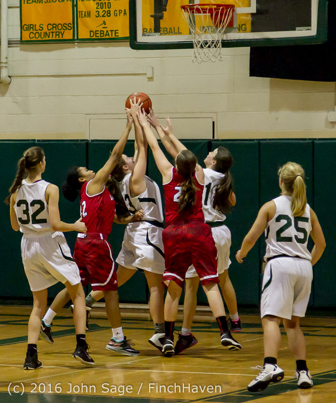 3147 Girls JV Basketball v Mountlake-Terrace 120215