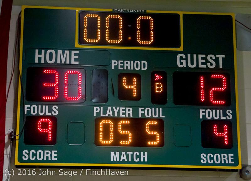 3159 Girls JV Basketball v Mountlake-Terrace 120215