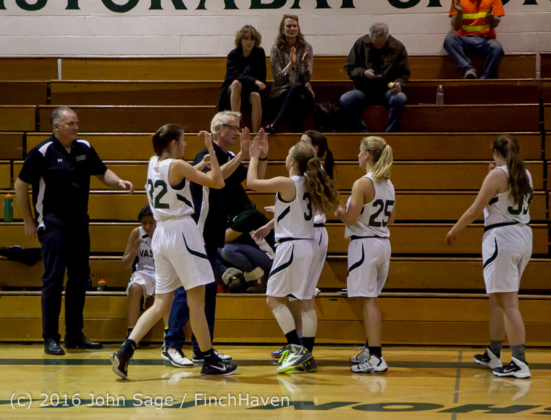 3171 Girls JV Basketball v Mountlake-Terrace 120215