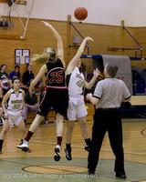 3279 Girls JV Basketball v Sea-Chr 012414