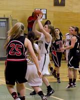 3318 Girls JV Basketball v Sea-Chr 012414