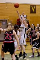 3319 Girls JV Basketball v Sea-Chr 012414