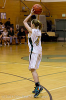 3337 Girls JV Basketball v Sea-Chr 012414