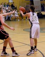 3397 Girls JV Basketball v Sea-Chr 012414